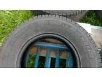 225/75 r16 C tyres