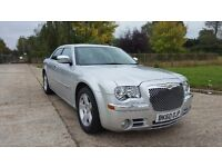 2010 Chrysler 300C SR CRD Diesel Automatic New MOT Full Service History HPI Clear