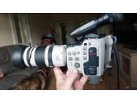 Canon ex1 hi-8 camcorder
