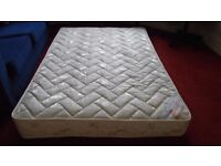 The Bed Factory Double 4'6'' Mattress in VGC