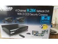 k guard 2 camera security system