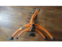 Saris Bones 3 - (3-bike car rack) [Orange]