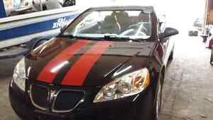 2007 Pontiac G6 GT Convertible- Must Sell Dealers welcome.