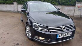 2014 VW Passat Executive 2.0 TDI BMT, Sat Nav, Full leather
