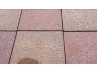 150 Paving slabs for sale