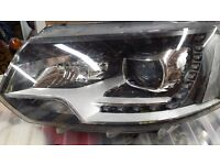 VW Transporter T5 Head Lights Xenon used