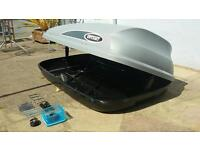 Thule Odyssey roof box