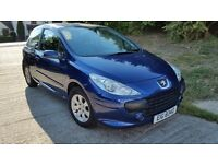 2007 Peugeot 307 1.6hdi Diesel cheap insurance and tax, Drives really good