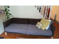 FREE IKEA three person sofa / double sofa bed