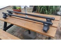 THULE ROOF BARS for VW Passat Saloon
