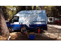 2001 Ford Transit Campervan