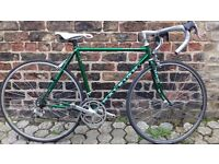 Men's Bike Raleigh Reynolds 531c Special Products Division - Circa 1980's Racer