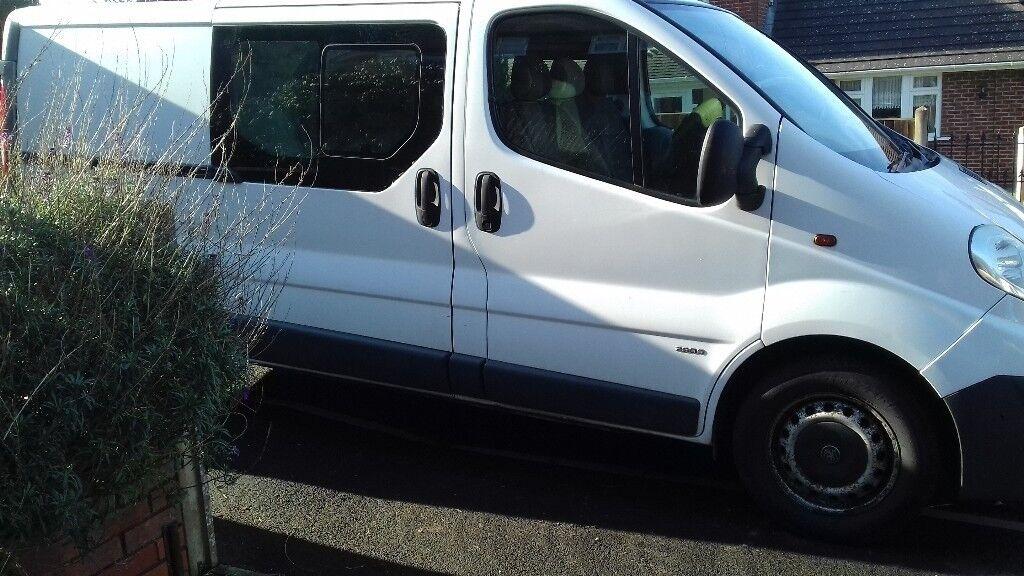 Vauxhall Vivaro 2900 Day Van