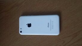 APPLE IPHONE 5C >WHITE/16GB/VODAFONE NETWORK<
