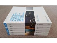 CFA Institute Level 2 2016 Official Curriculum Text Books (Institute AND Schweser)