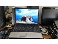 hp g70 windows 7 2g memory 160g hard drive webcam wifi dvd drive comes with charger