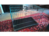 Dog Crate, excellent quality, very good condition, barely used