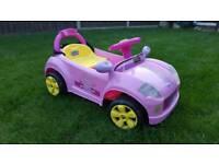 Peppa Pig Electric Toy Car