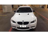 Bmw M3 2008 LCI Converted! Quick Sale!! Not Audi, Honda, Nissan, Volkswagen, Ford, Mercedes!