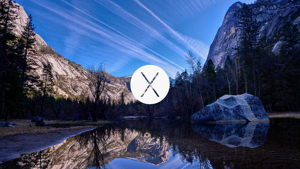 Apple OS X Yosemite Version 10.10 DVD Bootable DISK Recovery