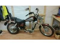Lifan 250cc same as virago xv 125cc or 250cc