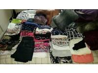 Ladies clothes/shoe bundle