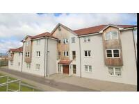 Very spacious 2 bed unfurnished flat for rent in Westhill area of Inverness. £665pcm