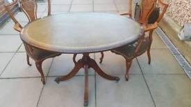 Vintage centre table