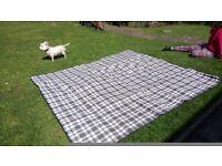 Tent/caravan carpet 220x240cm