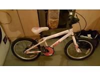 Girls Bmx Bike age 5 plus