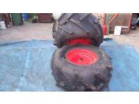 lawnmower tyres