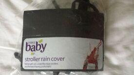 ***BRAND NEW NEVER BEEN USED STROLLER RAIN COVER***