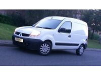 Renault kangoo SL17 DCI 70 1.5 Diesel Manual - No VAT - F/S/H - 12 Month MOT - Small White Van