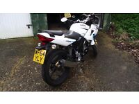 2014 lexmoto XTRS 125. Recent new clutch and sevice carried out, 1st mot due dec 2017.