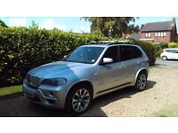 BMW X5, FSH, EXCELLENT CONDITION. LADY DRIVER. 7 SEATER