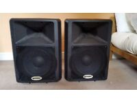 Gemini speakers x 2 (faulty)