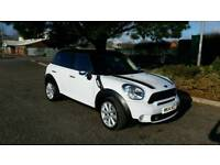 Mini countryman cooper s chilli pack and service pack