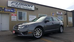 2010 Ford Fusion SEL-LEATHER-SYNC-HEATED SEATS