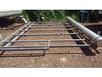 Heavy duty ROOF RACK and Tube pipe