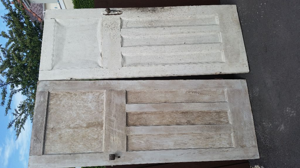 8 1930s Solid Wood Interior Doors In Ebbw Vale Blaenau