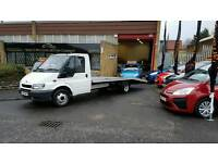 Vehicle Delivery and Fast Response Recovery Service. Car Transporter / Vehicle Transportation