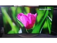 "LG 55"" OLED Full HD Smart WiFi Freeview TV"
