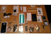 Iphone and samsung parts