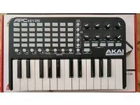 Akai APC Key25 Midi Keyboard