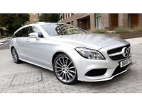 2015 Mercedes Cls 350d Amg Line 5dr Estate