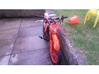 Spares or repairs mini moto