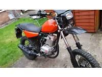 CPI 125cc. Trail dirt bike..