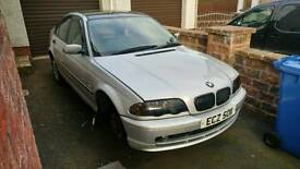 BMW E46 3 series for breaking all parts available