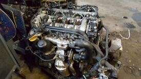 VAUXHALL CORSA 1.3 DIESEL ENGINE AND GEARBOX