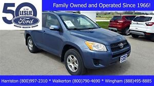 2012 Toyota RAV4 Front Wheel Drive | One Owner | Moonroof